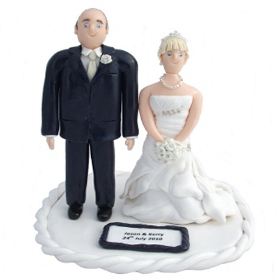 polyresin wedding cake figurines cake toppers