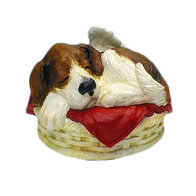 dog shape pet dog urn