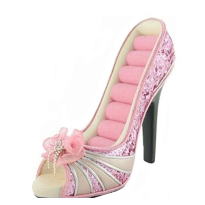 2012 newest high heel ring holder