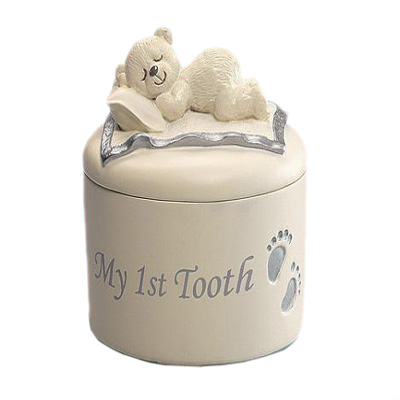 Kids First Tooth Box