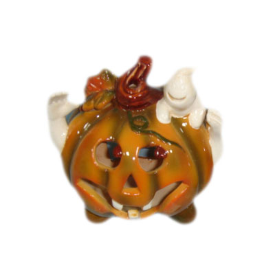 Resin Halloween Pumkin
