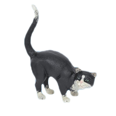 decorative cat figurine
