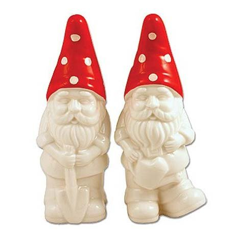 Salt & Pepper Shaker Set Ceramic