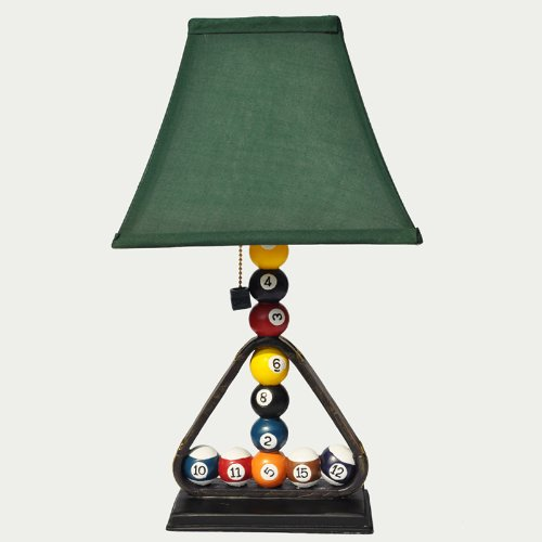 tennis Creative Green Shade  table lights